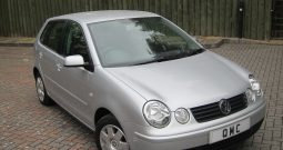 Volkswagen Polo 1.4 TDI Twist 5dr