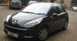 Peugeot 207 1.6 16v SE 5dr