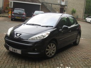 Peugeot 207 1.6 16v SE 5dr for sale Oxford