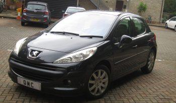 Peugeot 207 1.6 16v SE 5dr for sale Oxford