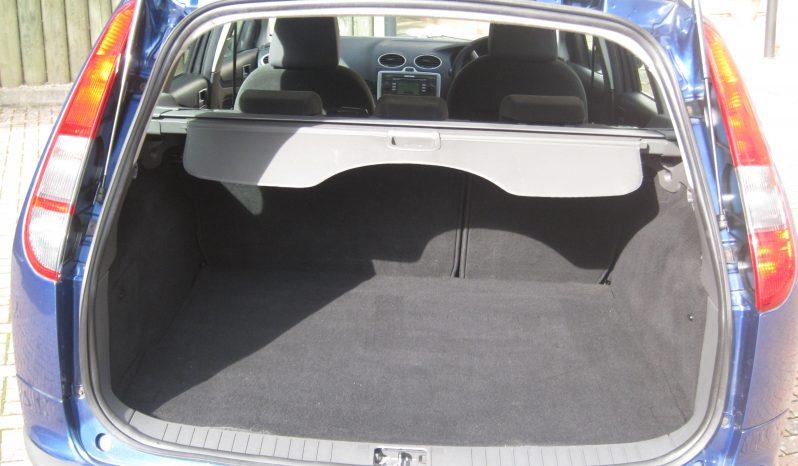 Ford Focus 1.6 LX 5dr full
