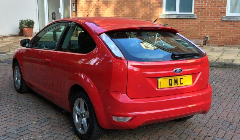 Ford Focus 1.6 TDCi DPF Zetec 3dr full